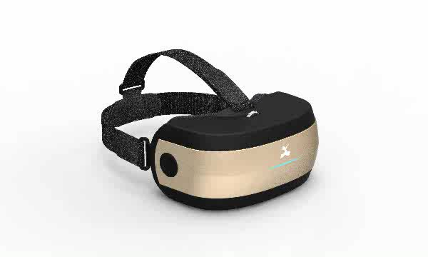 2017 Latest All in One VR Headset, 3D Virtual Reality Glasses with Octa-Core CPU 2G+16G +128G Memory