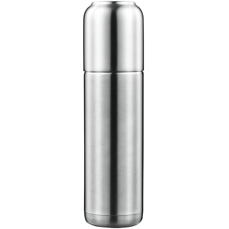 尚尼不锈钢保温杯学生大容量保温瓶办公室户外男女士车载便携水壶