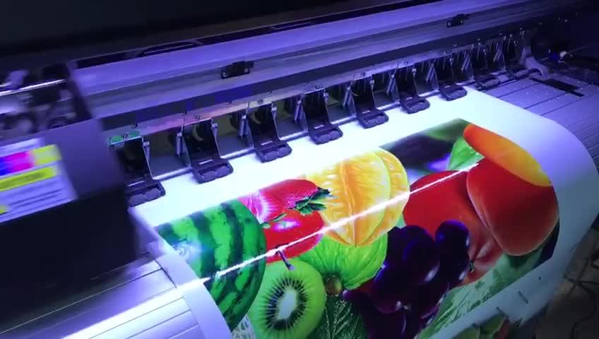 Caixu CX-18001.8m/6 ft 1440dpi dx5 head flex banner printing machine advertising printer