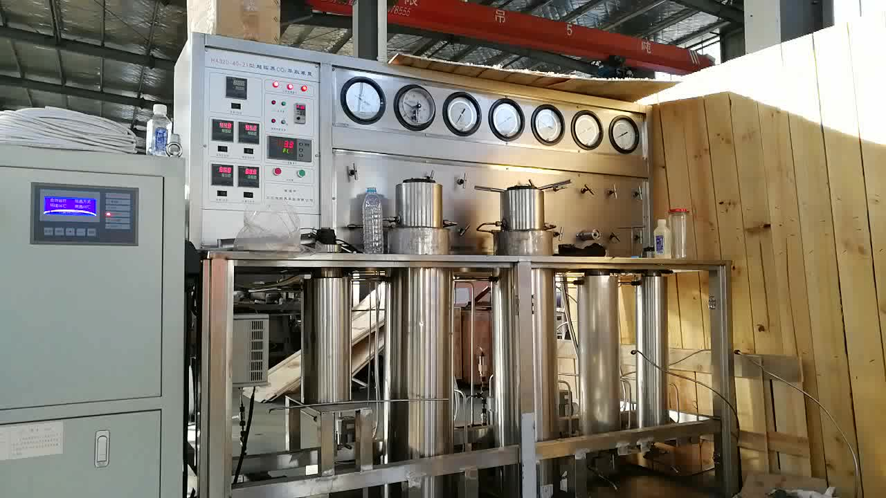 Good Sale Supercritical Co2 Extraction Machine/Extraction Equipment for CBD Oil