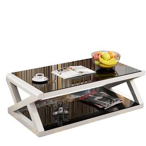 现代简约茶几桌套装简易客厅电视柜