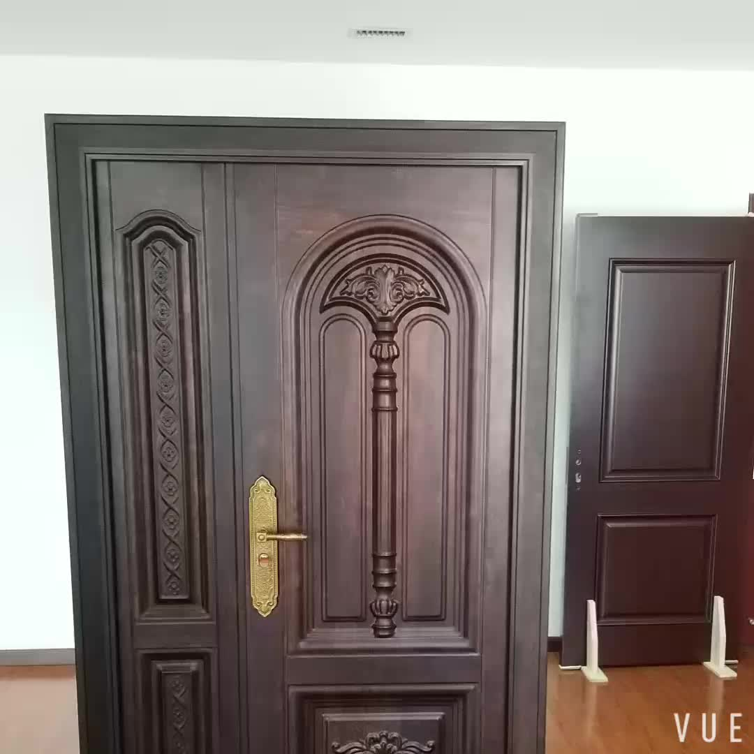 New Nigeria Style Residential Interior Steel Security