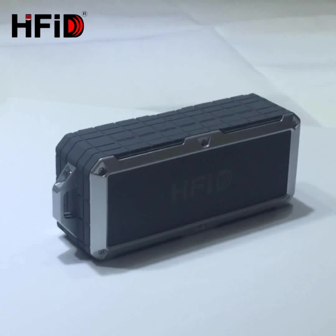 High Grade Water Proof Mini Boombox Bluetooth Speaker