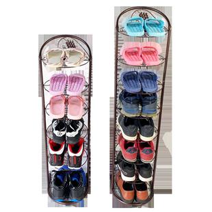 简易家用拖鞋架门口窄简约小鞋柜