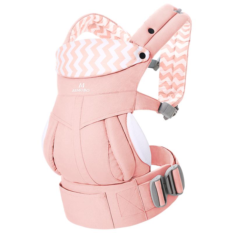 bemobo新生儿多功能前抱式前后背带好用吗?