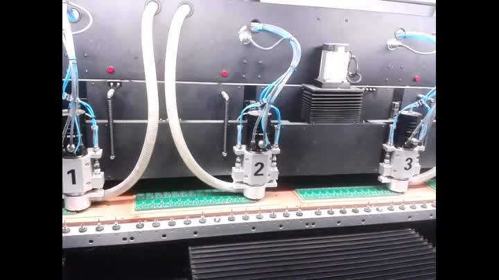 China 2017 PCB Manufacture Low Cost 2 Axis CNC PCB Milling Machine