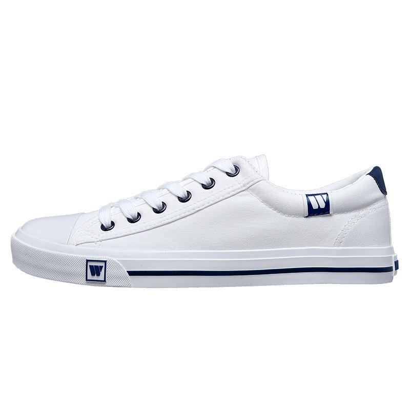 回力2021新款春季经典透气帆布鞋质量好不好