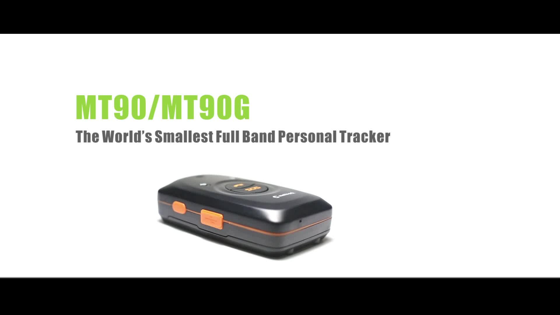 Handheld Portable GPS Tracker with Free Software