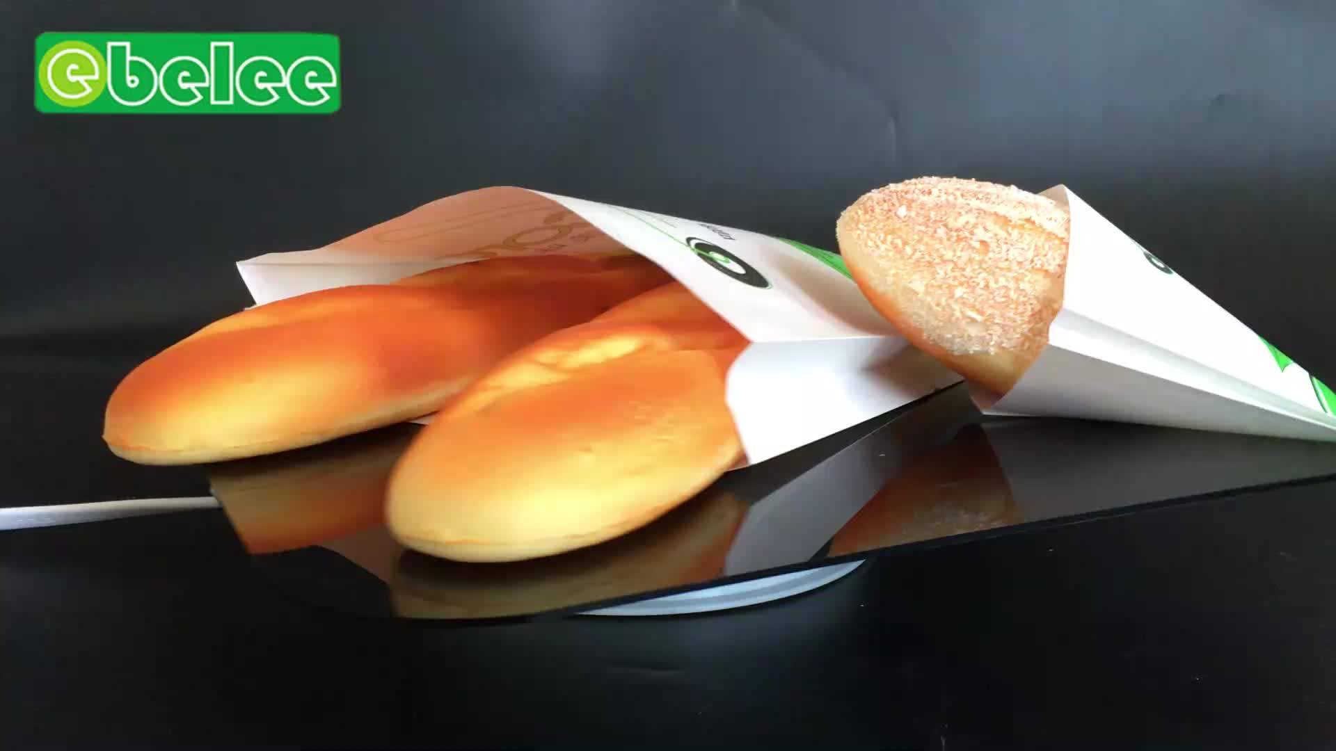 custom printed sandwich paper wrapping