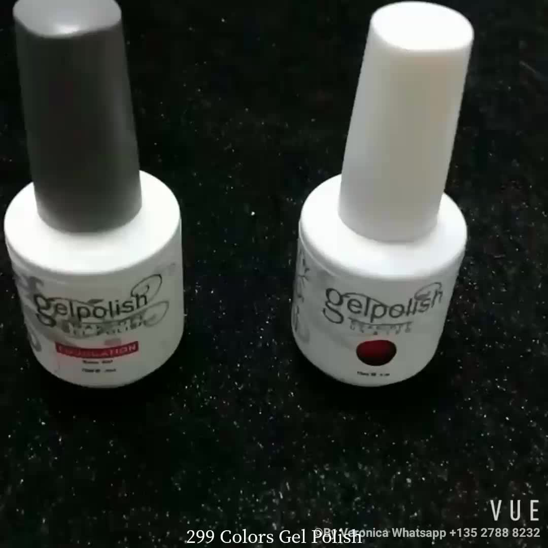 Free Samples Color Wholesale UV Gel Nail Gel Polish For Nails