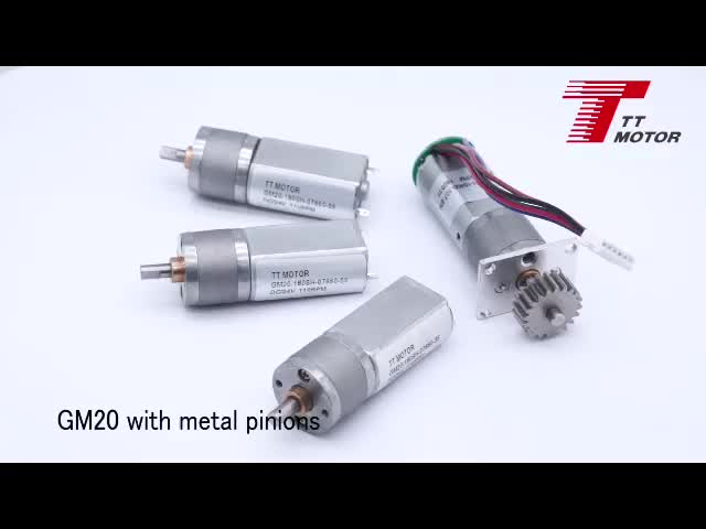 20mm gear 12v 20a dc motor with gearbox for robotic 0.1nm torque dc motor