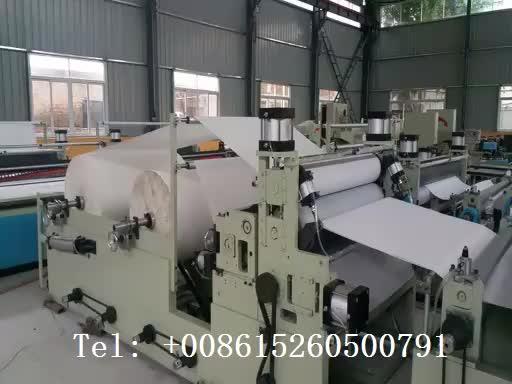 Akümülatör sarma mutfak kağıdı rulo çoklu ambalaj üretim hattı makinesi