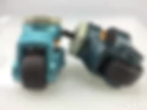 """WBD 2"""" inch low profile wheels leveling caster"""