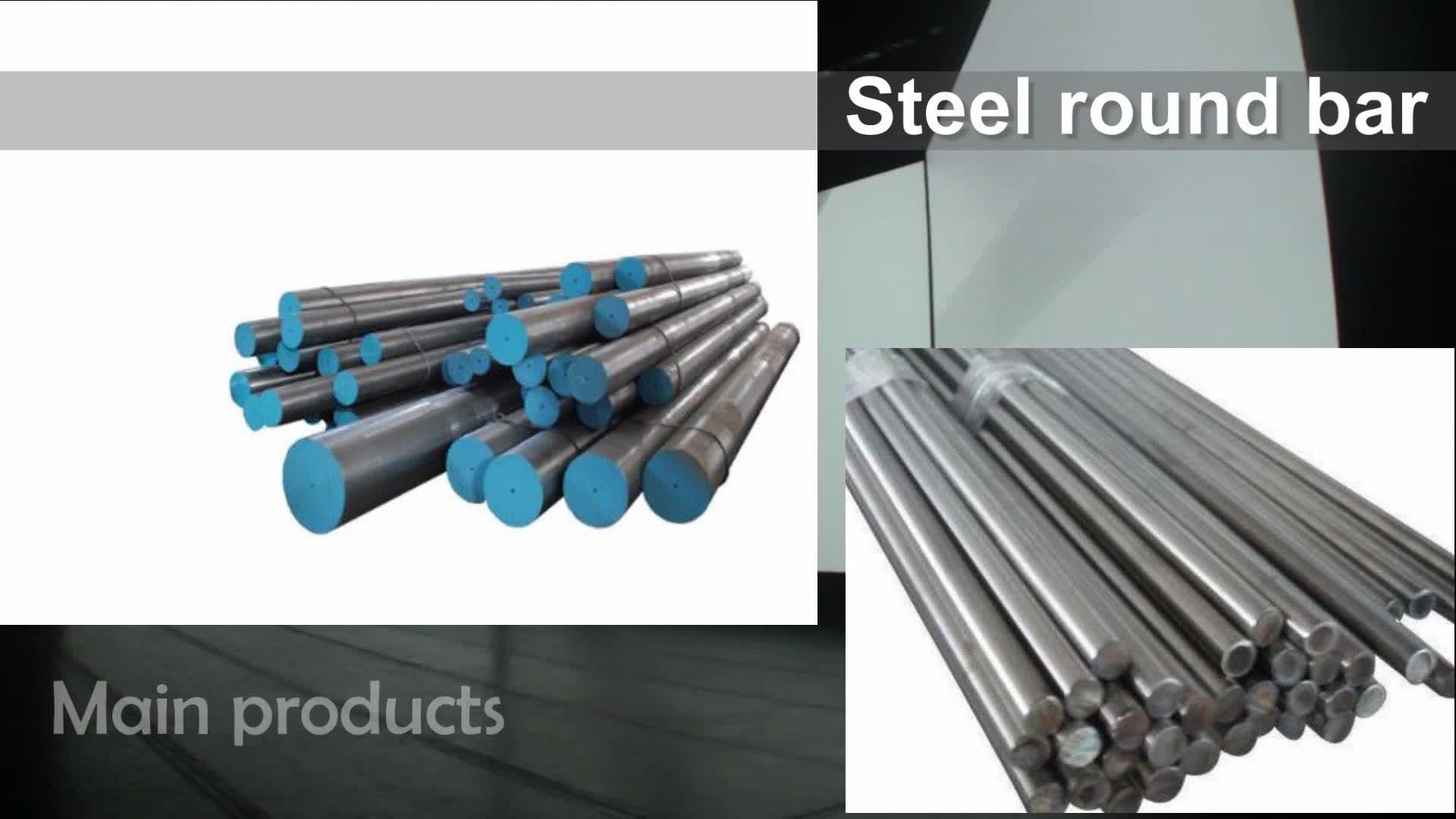 Alloy tool steel 1.2714 steel