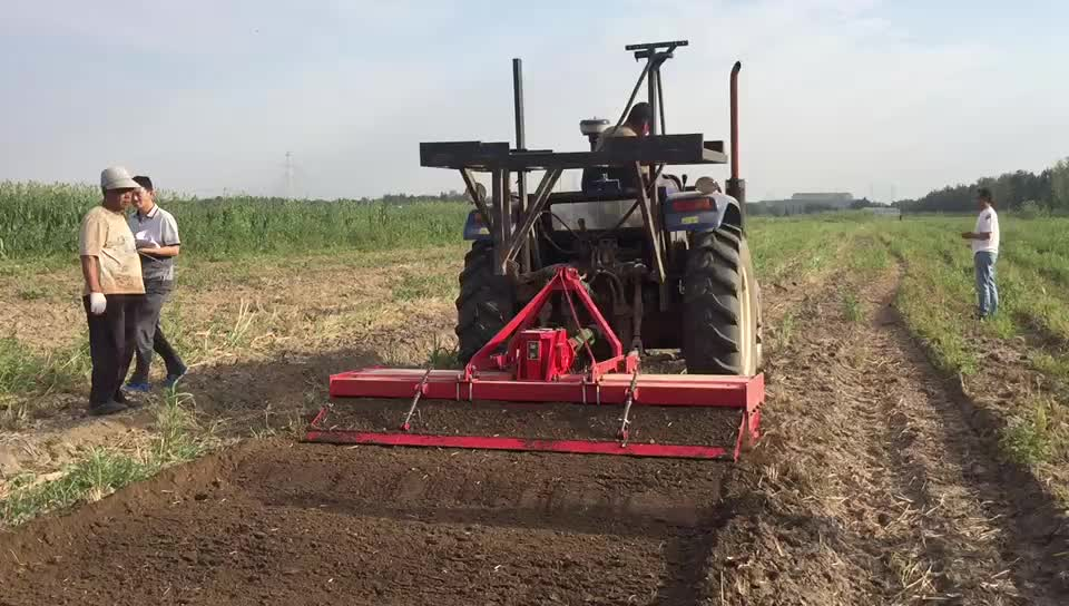 Agricultural Machinery And Equipment : Farming agriculture machinery equipment rotoculteur pour