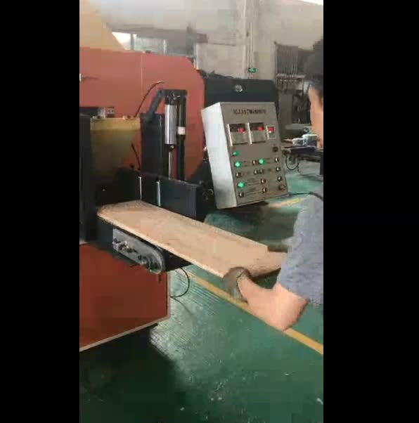 Mulit-head wood band saw machine