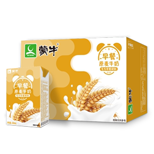 Mengniu Mai flavor breakfast Milk 250ml * 16 boxes