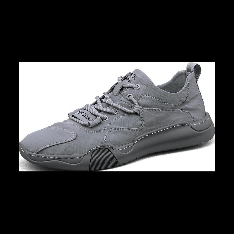 男鞋2020夏季新款鞋子冰丝老北京帆布鞋薄款低帮透气运动休闲布鞋