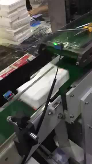 Automatic Box Drawing Facial Tissue Paper Cutting Machine/Paper Embossing Machine/Paper Folding Machine