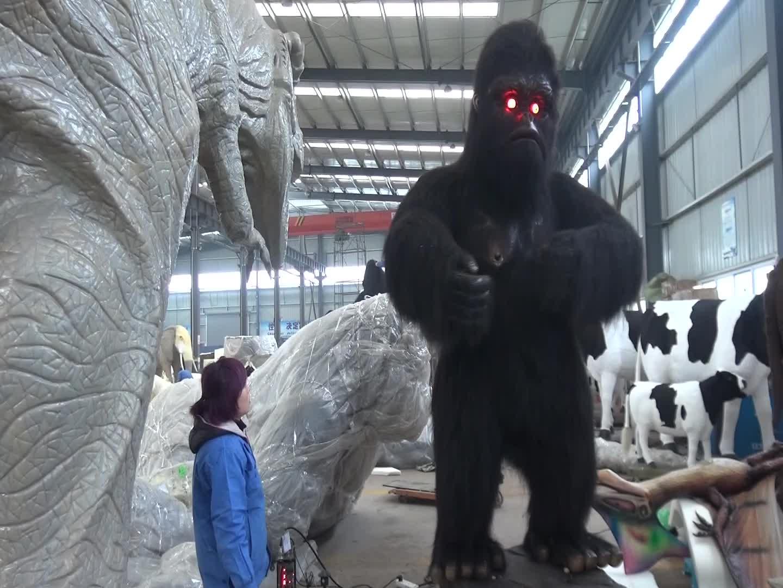 Animatronic levensgrote simulatie dieren voor koop