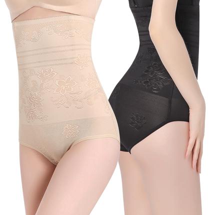 产后收复塑形高腰收腹神器塑身裤