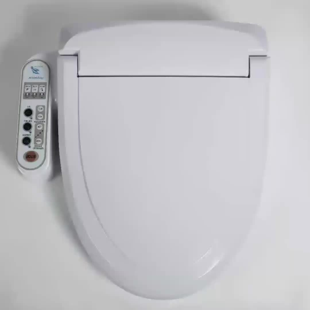 Electronic bidet covers: types, device, how to choose a good model 52