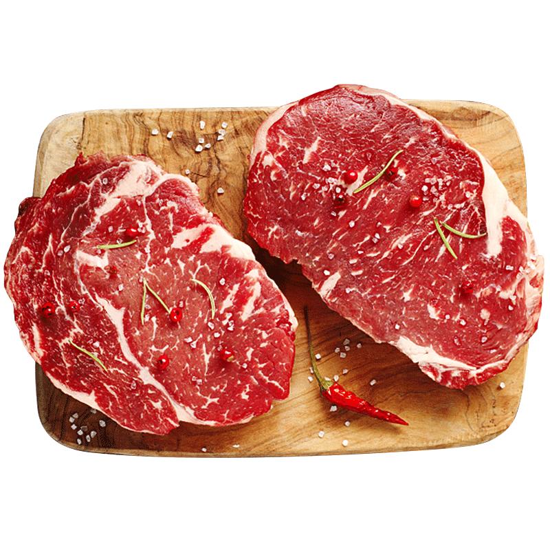 【送意面】顶诺澳洲进口整切牛排10片