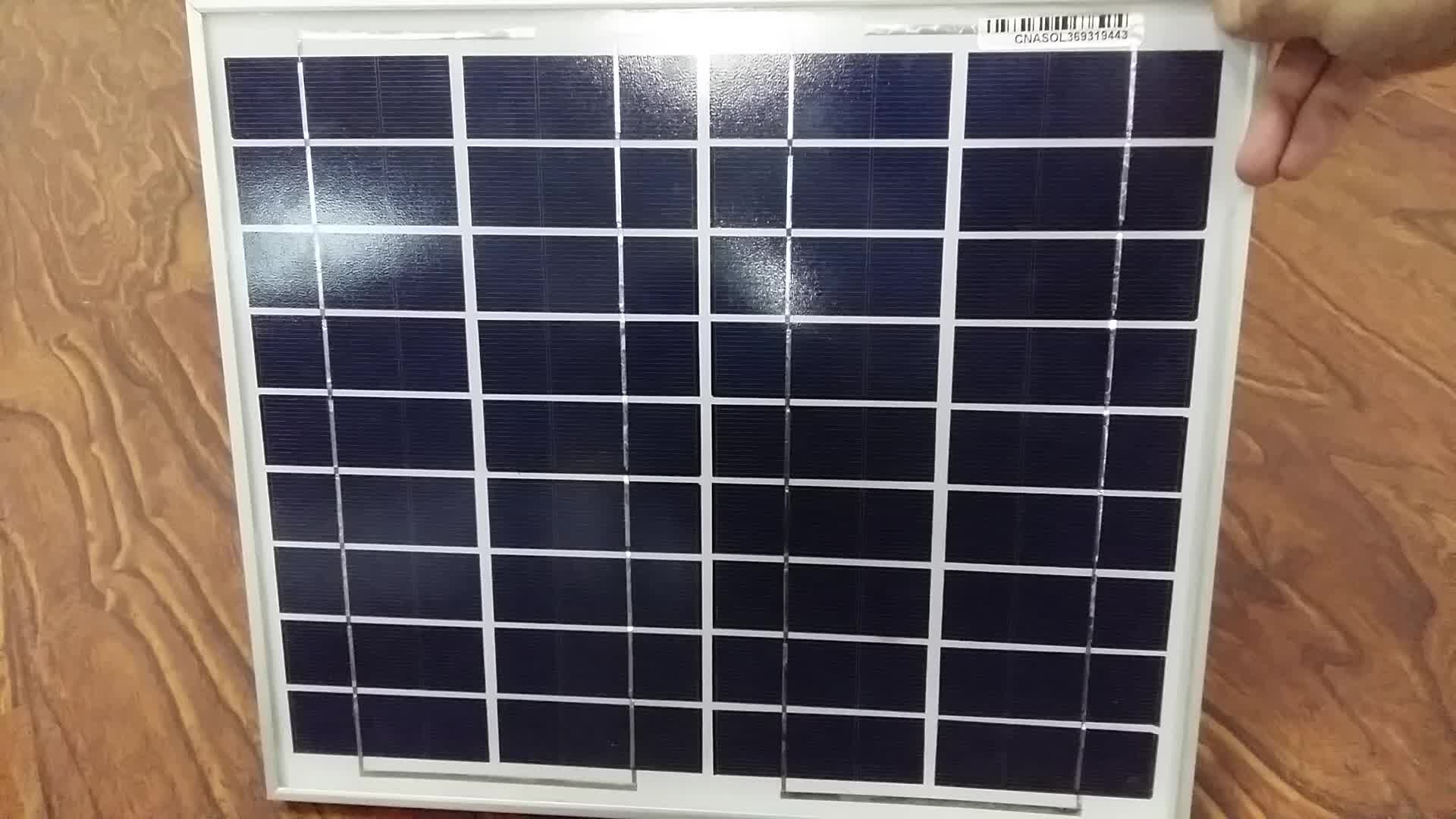 Import From China Poly Crystalline Cheap Solar Panel 10 W