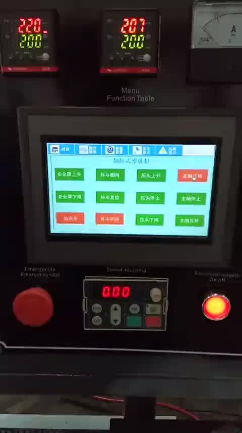 Laboratorio de goma de plástico mezclador de dispersión máquinas amasadoras de caucho de