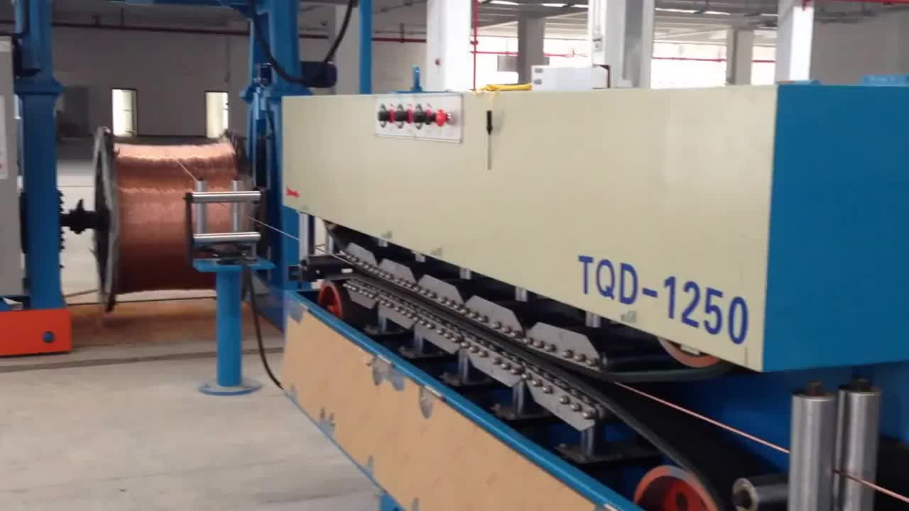 Model 90mm Cable Extrusion Wire And Cable Machinery - Buy Wire And ...