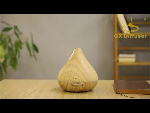 GX-13K 300ml LED decor electric aroma diffuser electric