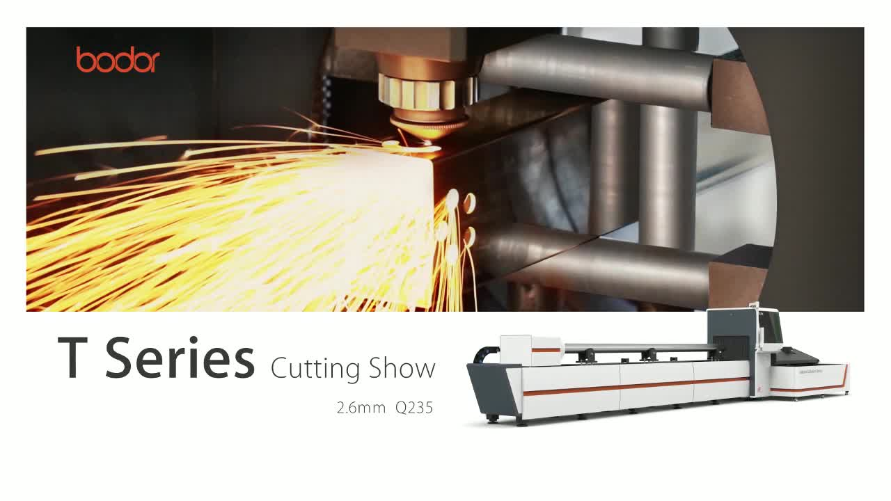 Automatic pipe cutting machine for stainless steel with 3 years warranty
