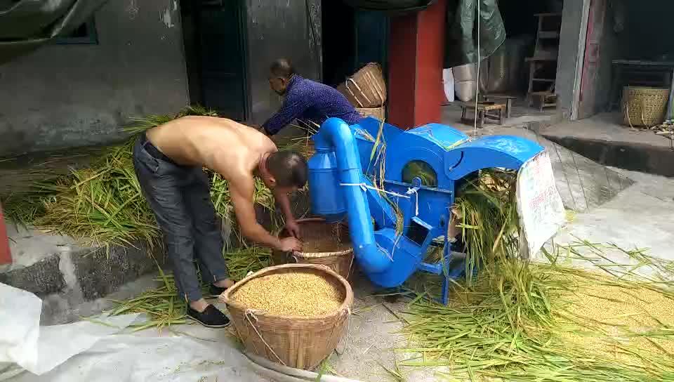 इलेक्ट्रिकल मशीनरी गेहूं थ्रेशर की चीन में