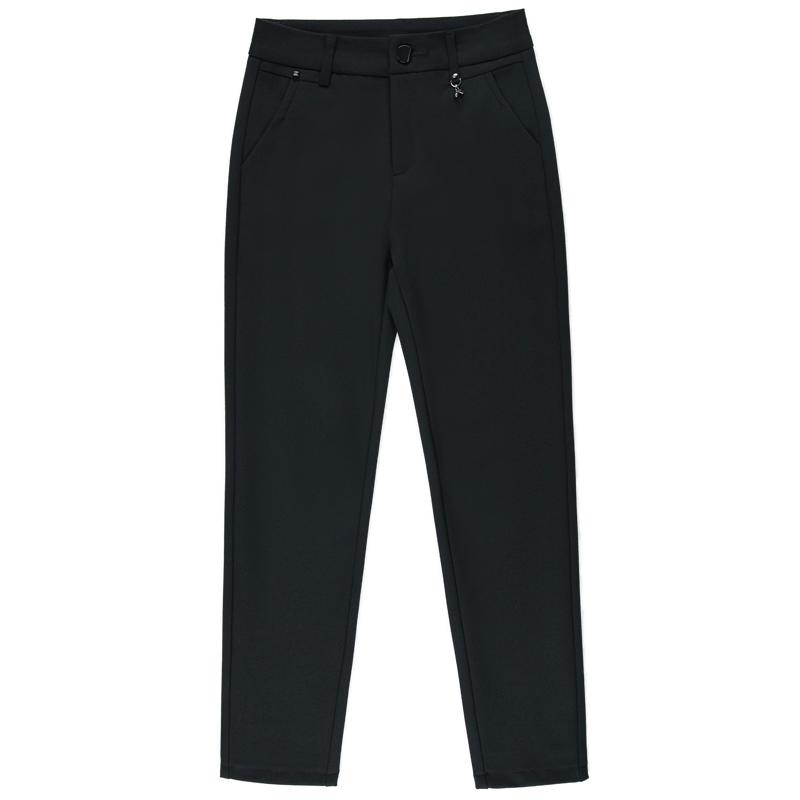 2021新款高腰休闲宽松直筒妈妈裤子好用吗
