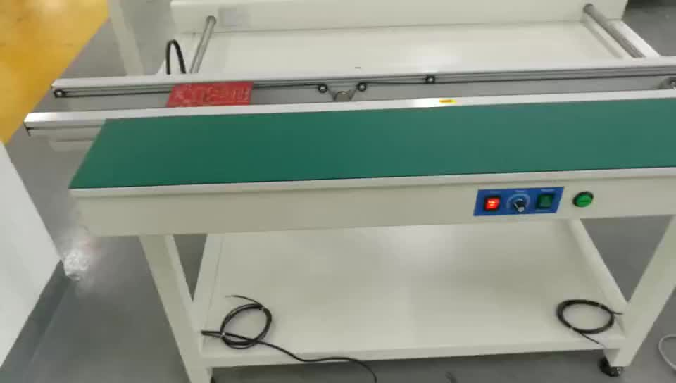 BC-150M-N SMT peripherals 1500mm standard 1.5 meter PCB inspection conveyor for SMT assembly production line