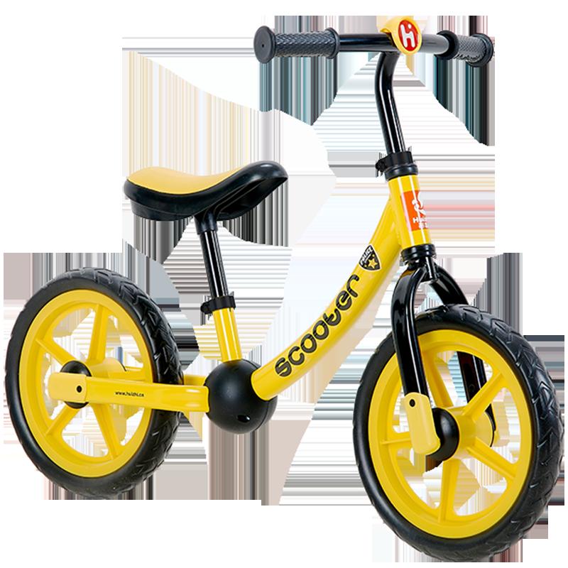 荟智儿童平衡车滑步车  学步滑行车2-5岁宝宝溜溜车HP1201
