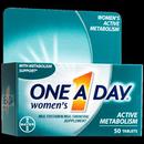 拜耳女性复合维生素提升新陈代谢