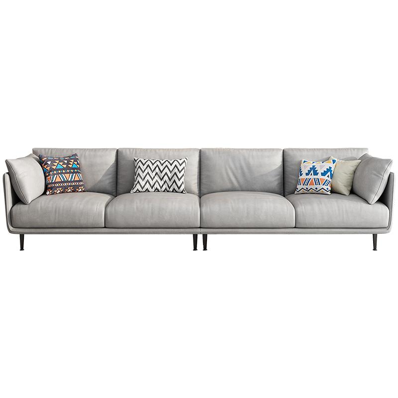 德国科技北欧简约现代轻奢布沙发好不好