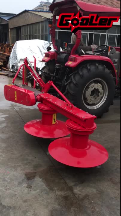 Tractor Drum hay Mower DM165
