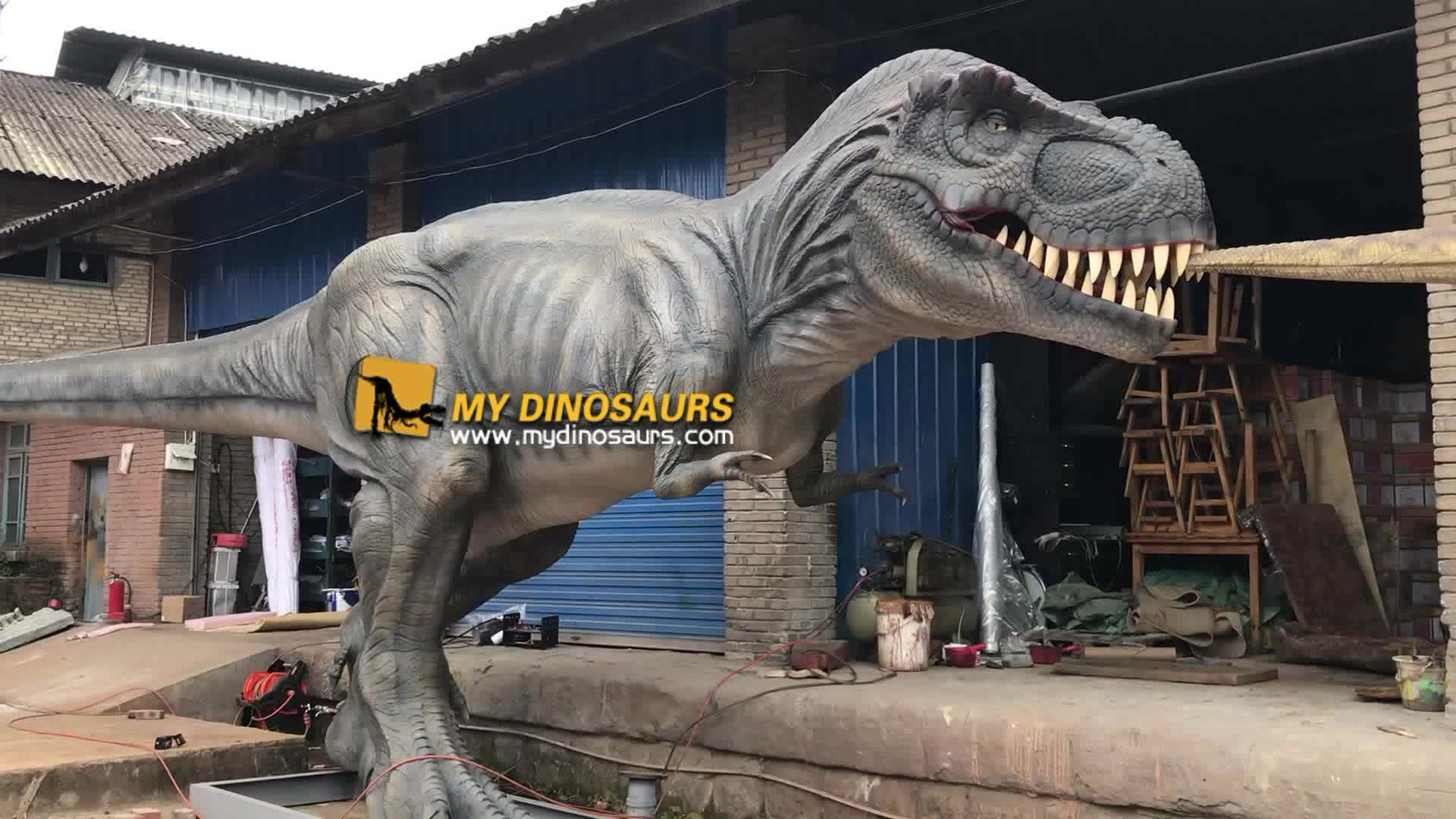 My dino amusement park decorations equipment animatronic for Amusement park decoration ideas