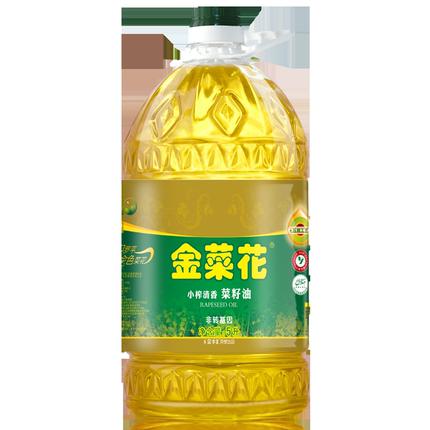 金菜花云南5l+400ml食用油