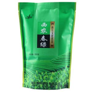 领【5元券】购买2021重庆特产西南大学*西农春绿茶