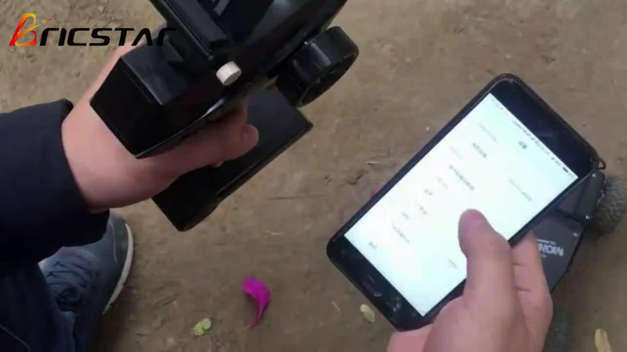 Smartphone Live streaming function rack off road crawler fpv rc car, supports long range wifi remote control car