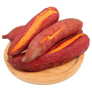 福建六鳌沙地蜜薯糖心新鲜小红薯