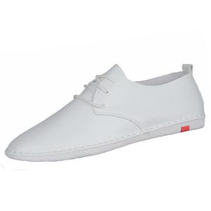 新款2021夏季白色男士韩版休闲鞋