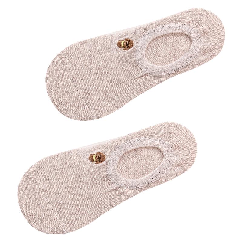 【caramella】女士夏季船袜7双