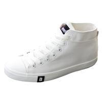 人本高帮百搭天猫学生新款小白鞋子评价好不好
