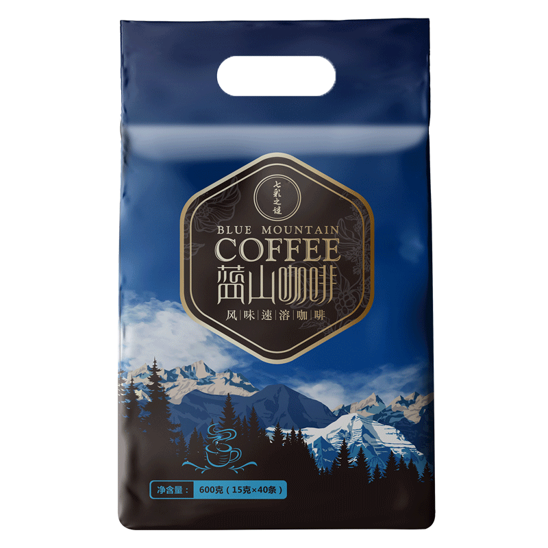 三合一蓝山速溶咖啡40条