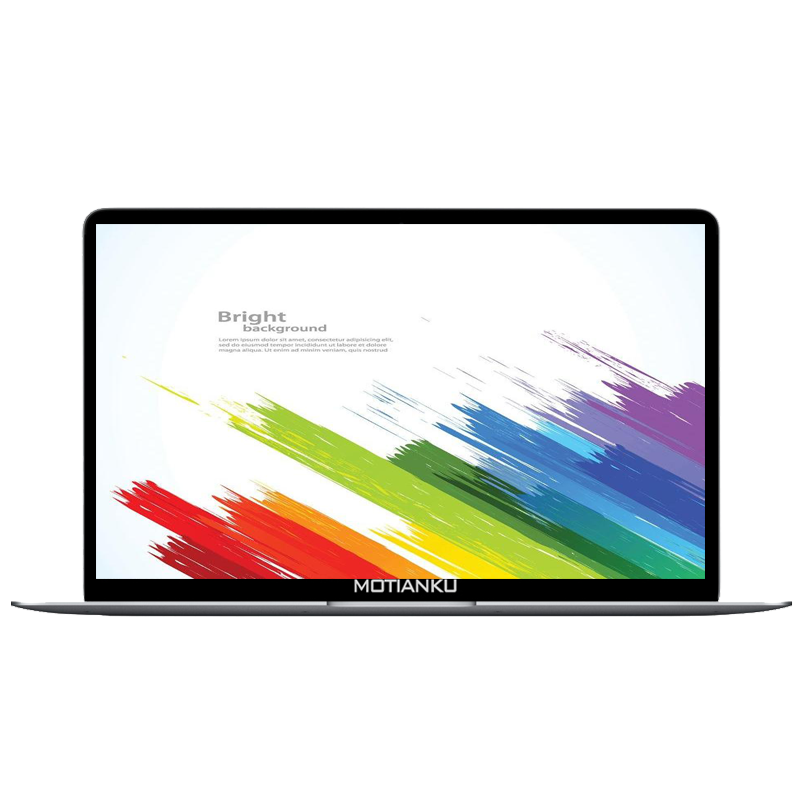 2018款 摩天酷 Plus M8 15.6英寸全新四核轻薄便携学生超薄上网本超极本商务办公IPS大屏手提笔记本电脑