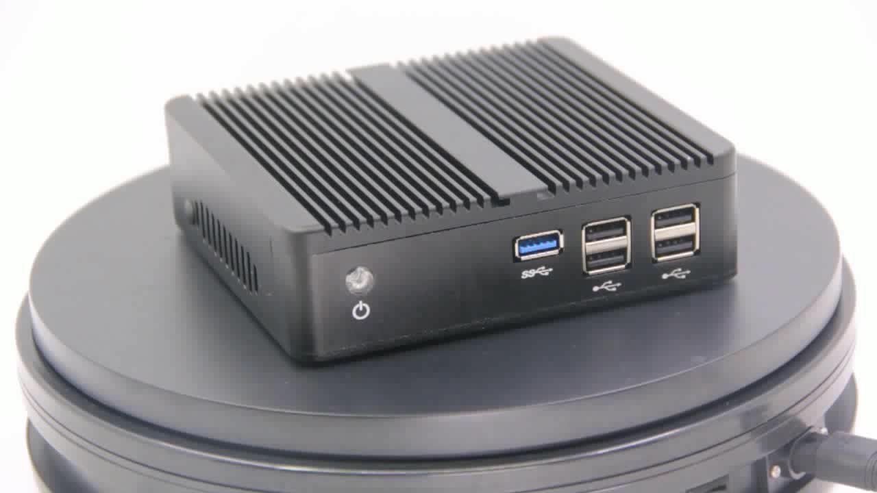 XCY Mini Thin Client New X30 J1900 2.0GHz Quad-core Computer For Living Room 5*USB Window 8 Support Vesa Mount